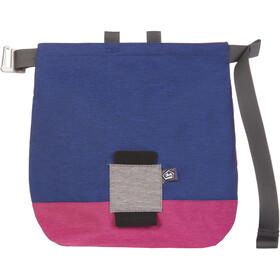 E9 Gulp Kalkpose, pink/blå